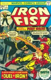Iron Fist Comics (1975 Series)